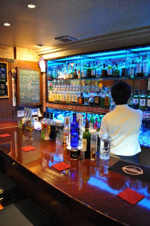 町屋 ショットバー Shot Bar Penzance(ショットバー ペンザンス) 店内