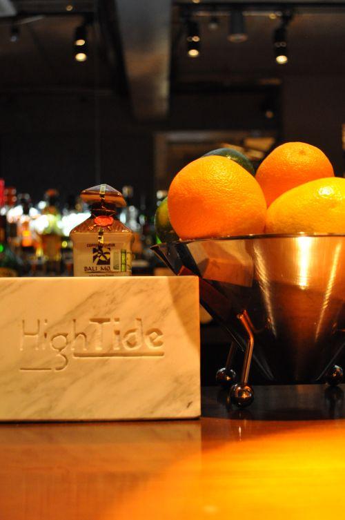 麻布 オーセンティックバー Bar High Tide(バー ハイ タイド) フルーツがたっぷり